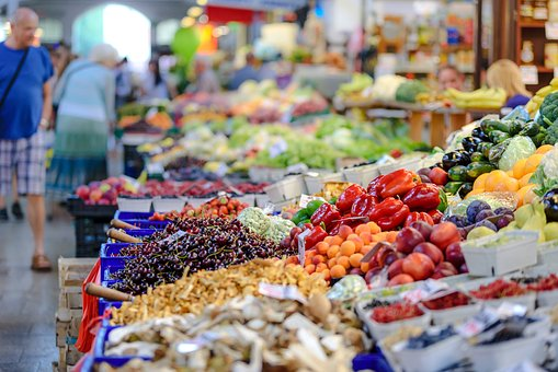 Farmer's Market Finds for Great Oral Health