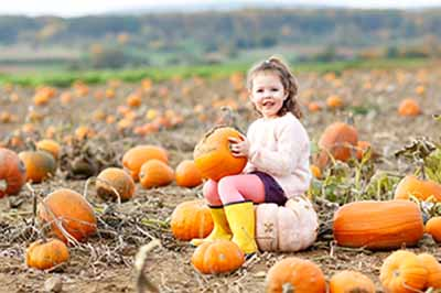 Pumpkins in Port Lavaca Can Keep You Smiling